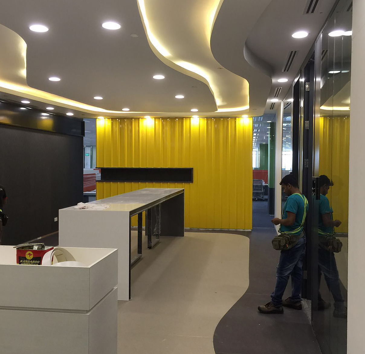 astar furnishing commercial project cabinet 1. DHL 02