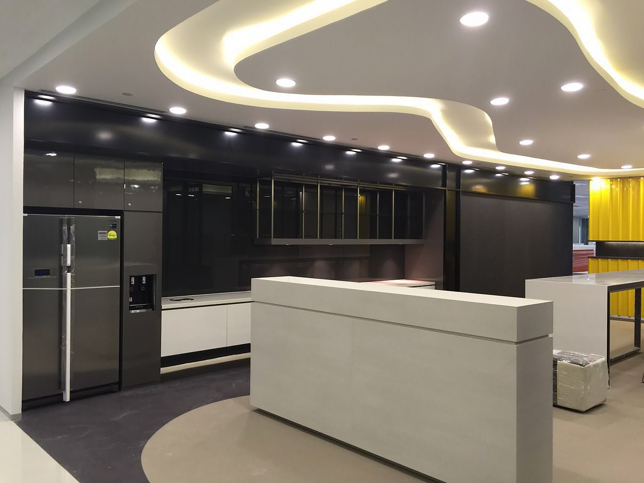 astar furnishing commercial project cabinet 1. DHL 03