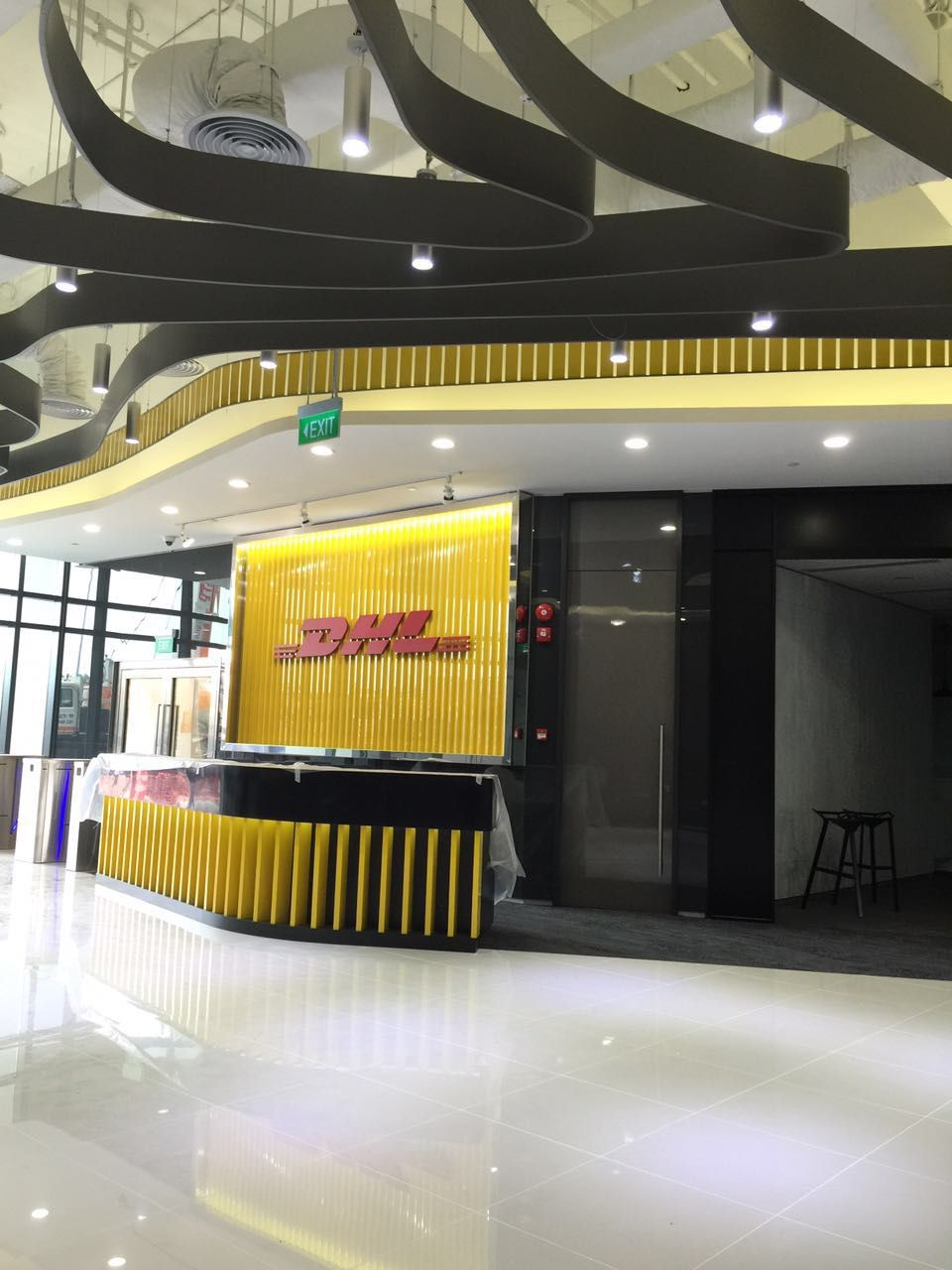 astar furnishing commercial project cabinet 1. DHL 04