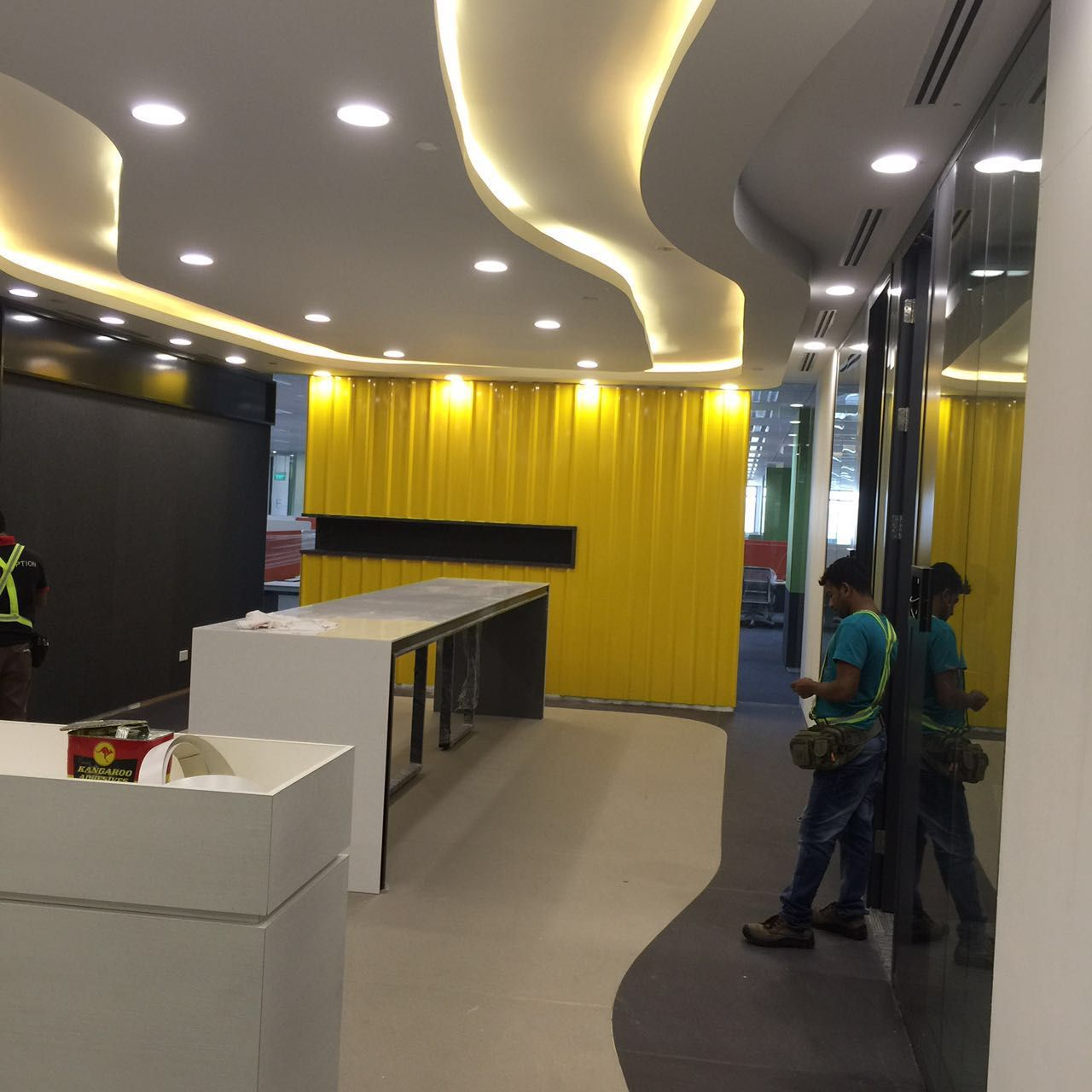 astar furnishing commercial project cabinet 1. DHL 07