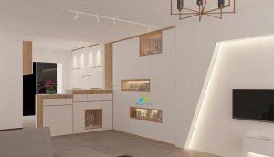 aluminium kitchen cabinet 04