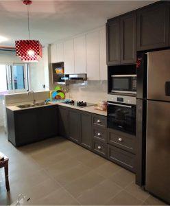 aluminium kitchen cabinet 12