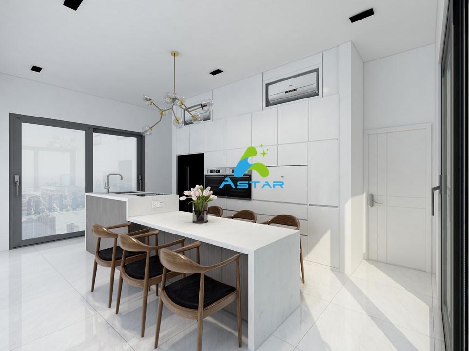 astar aluminium kitchen cabinet