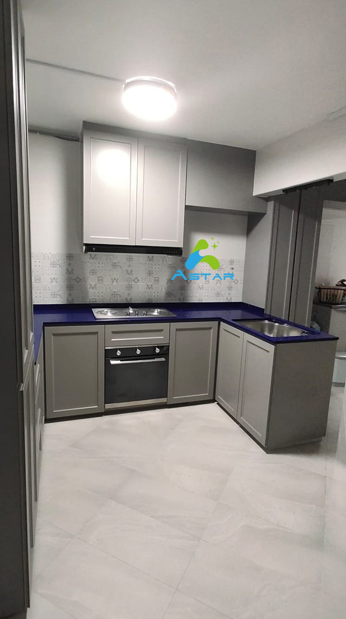 astar furnishing complete projects aluminium kitchen cabinet vanity cabinet wardrobe 109B Depot Road 1