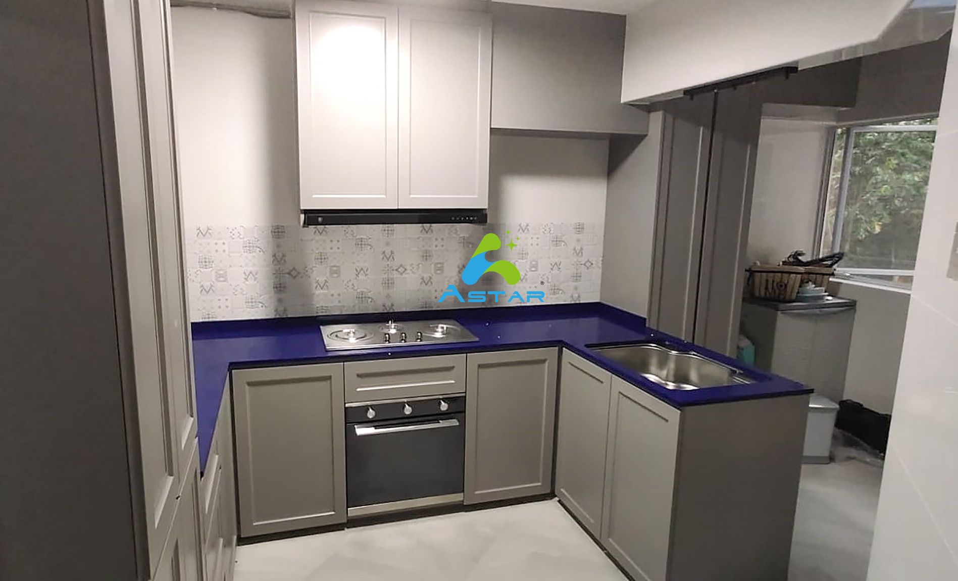 astar furnishing complete projects aluminium kitchen cabinet vanity cabinet wardrobe 109B Depot Road 2