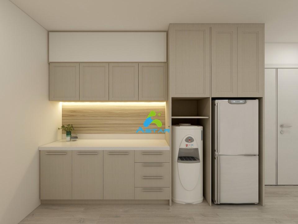 astar furnishing complete projects aluminium kitchen cabinet vanity cabinet wardrobe National Heritage Board @ Stamford Road 09