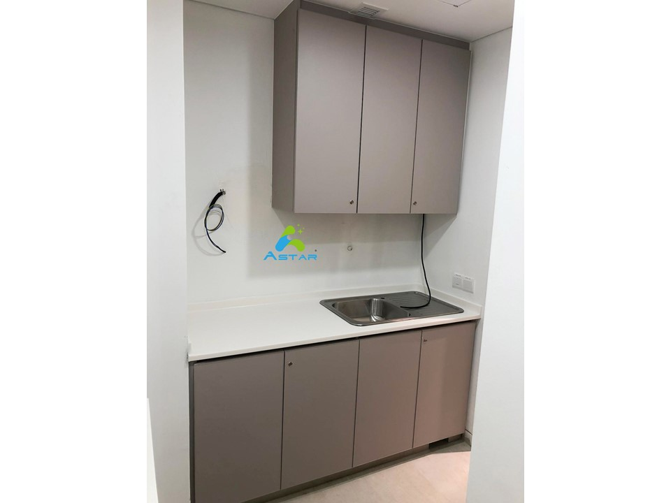 astar furnishing complete projects aluminium kitchen cabinet vanity cabinet wardrobe Peacehaven Nursing Home 02