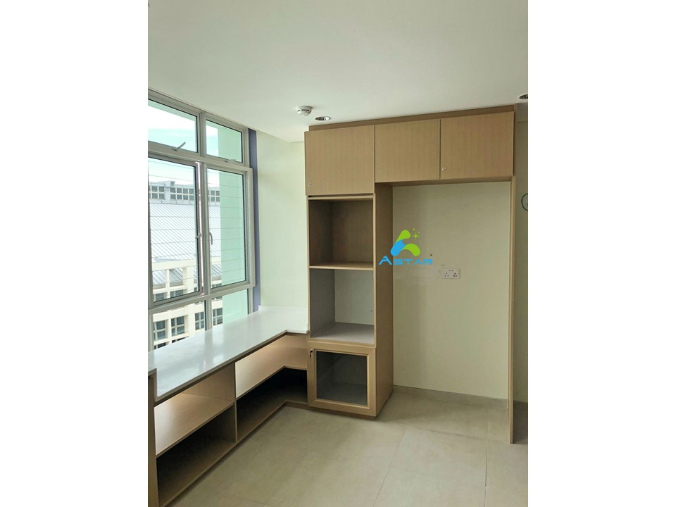 astar furnishing complete projects aluminium kitchen cabinet vanity cabinet wardrobe Peacehaven Nursing Home 11