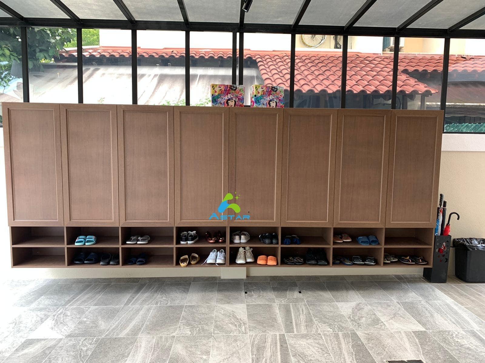 astar furnishing complete projects aluminium kitchen cabinet vanity cabinet wardrobe Riverina view 1