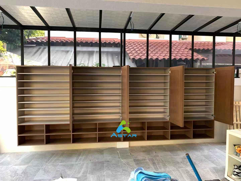 astar furnishing complete projects aluminium kitchen cabinet vanity cabinet wardrobe Riverina view 2