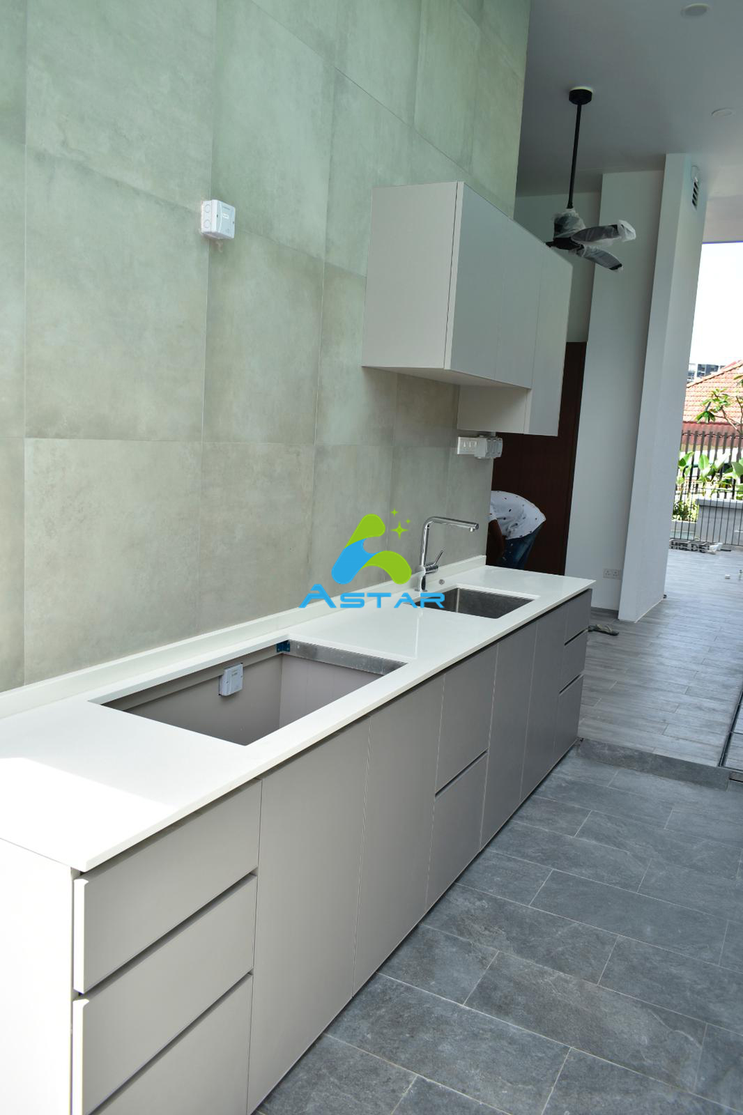 astar furnishing complete projects aluminium kitchen cabinet vanity cabinet wardrobe gardenia road 03
