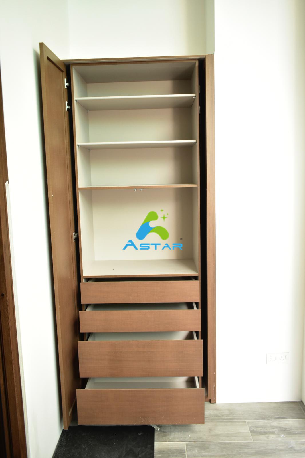 astar furnishing complete projects aluminium kitchen cabinet vanity cabinet wardrobe gardenia road 19
