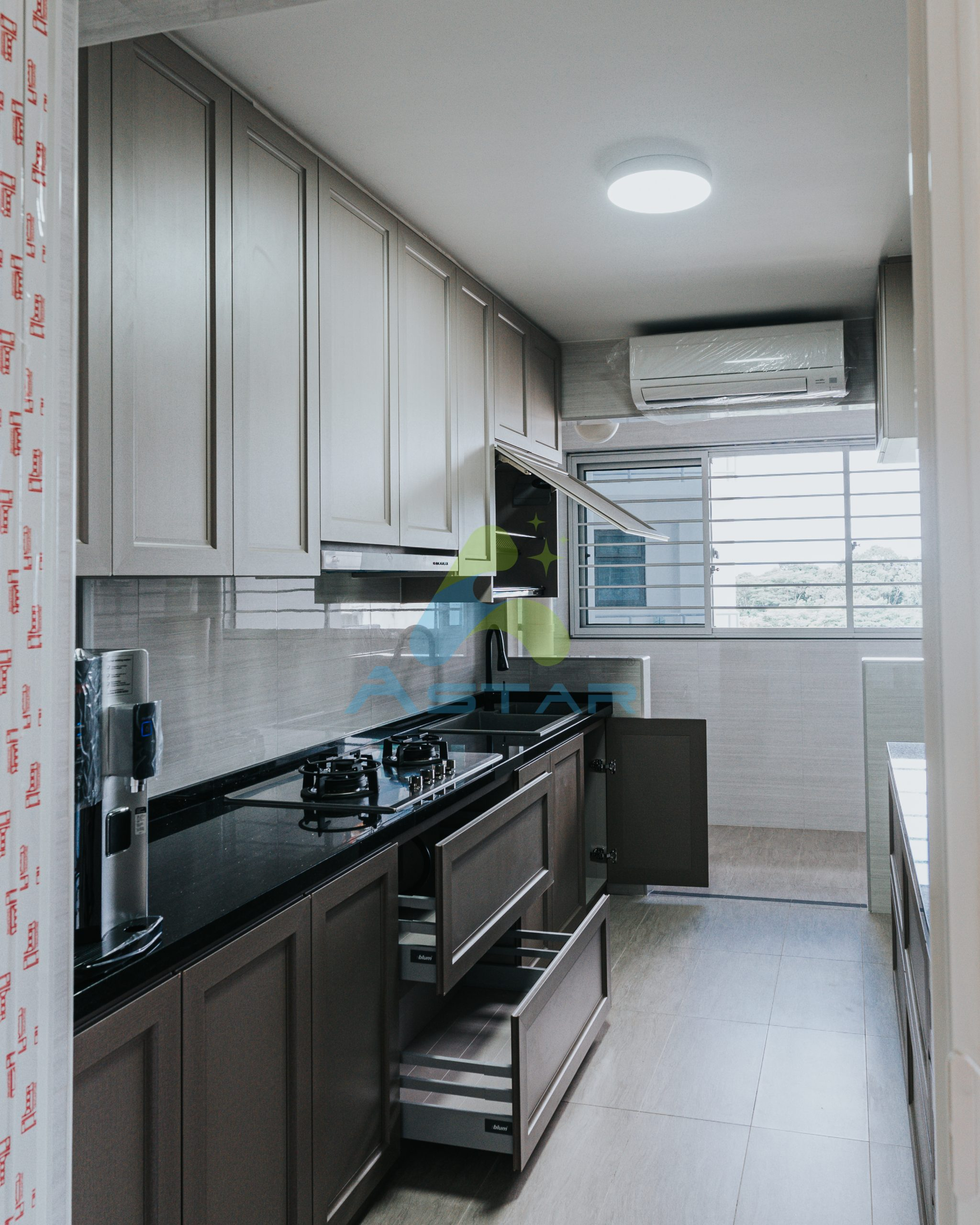 astar furnishing aluminum furniture projects Blk 478B Yishun St 44 18