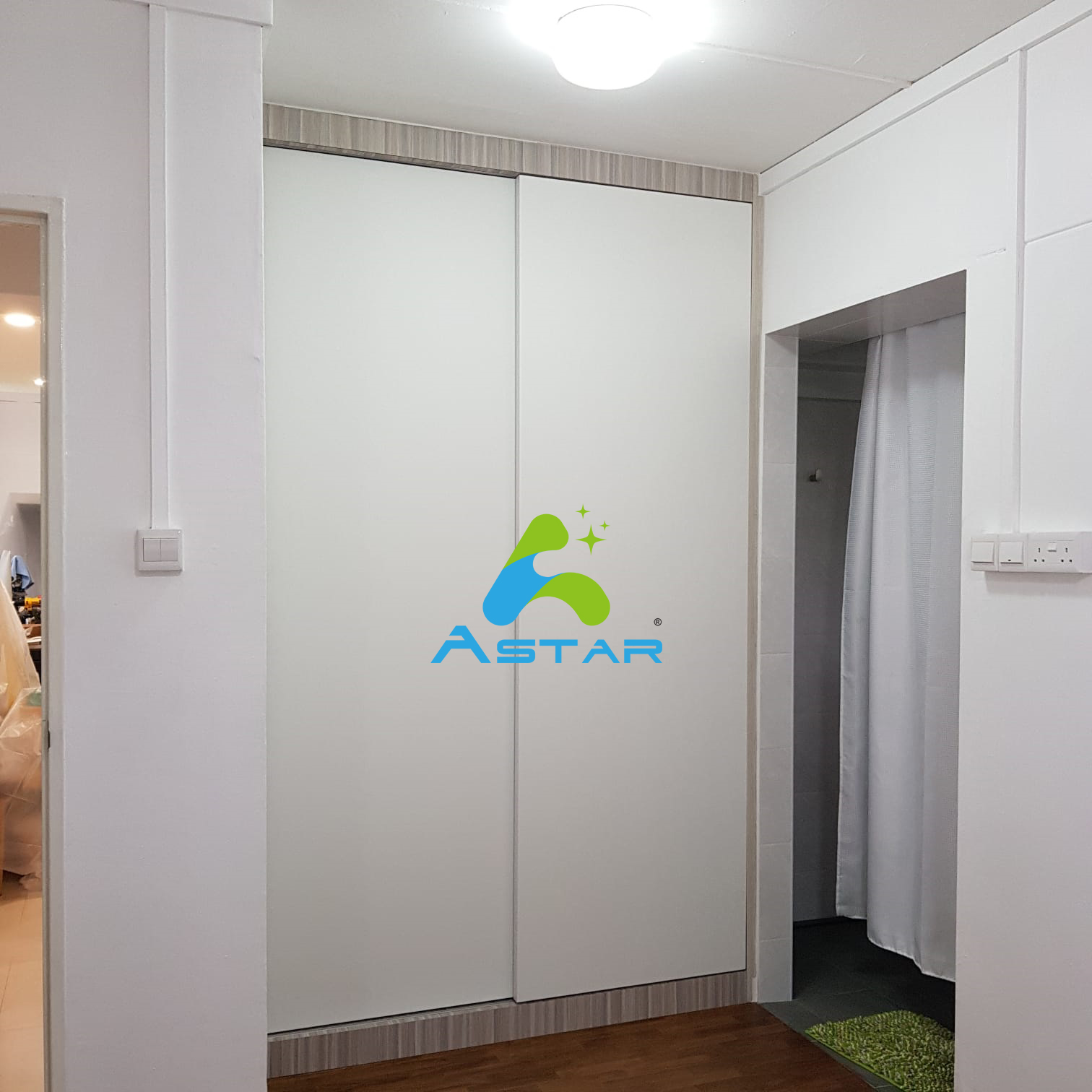 astar furnishing aluminum furniture projects Blk 663D Jurong West 09