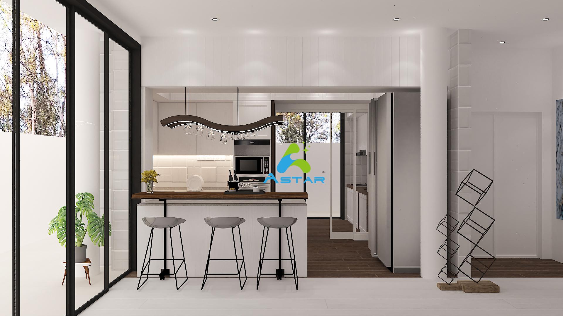 astar furnishing aluminum furniture projects Ettrick Terrace 2