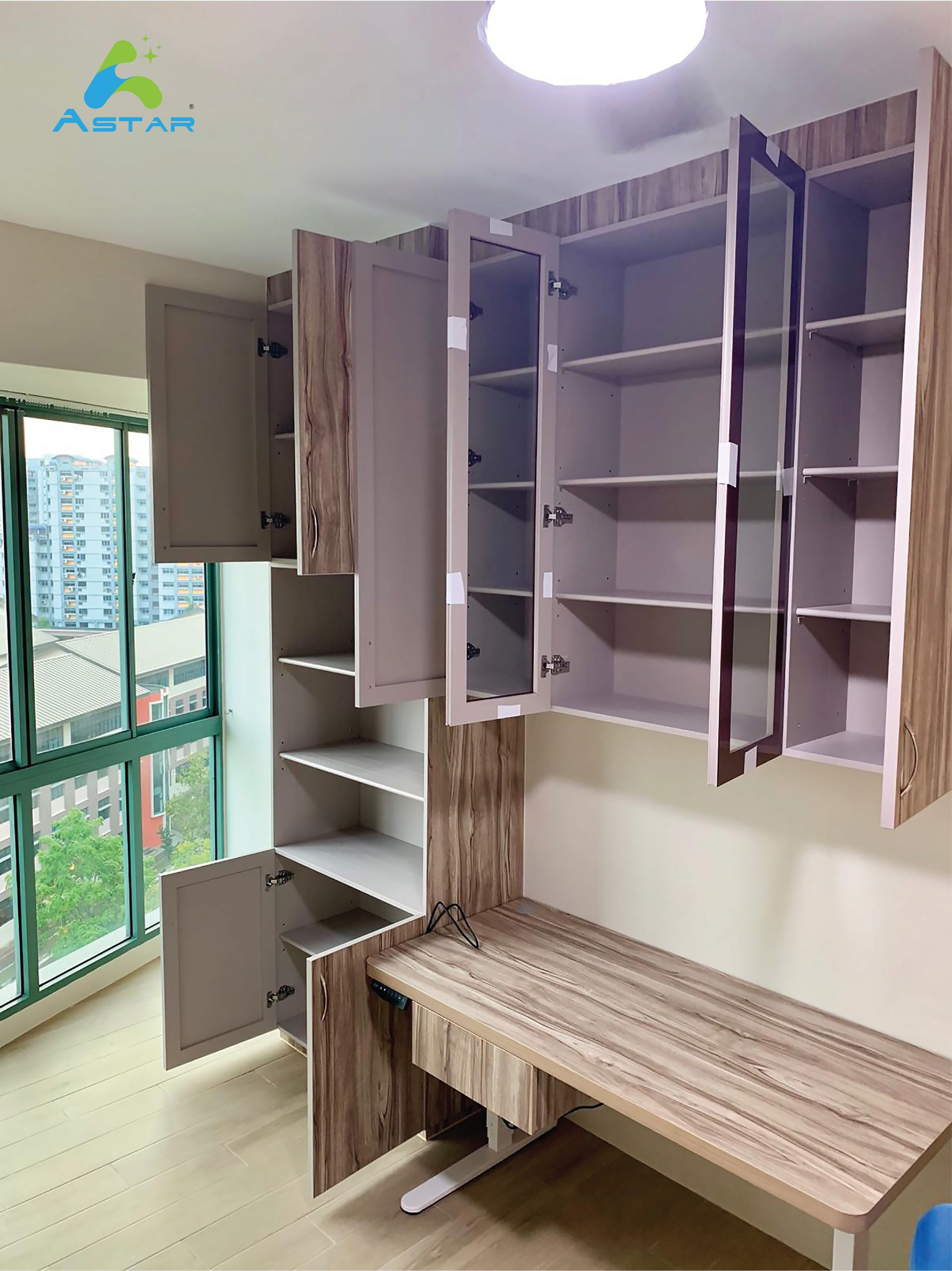 astar furnishing aluminum furniture projects Yew Mei Green Condominium 11