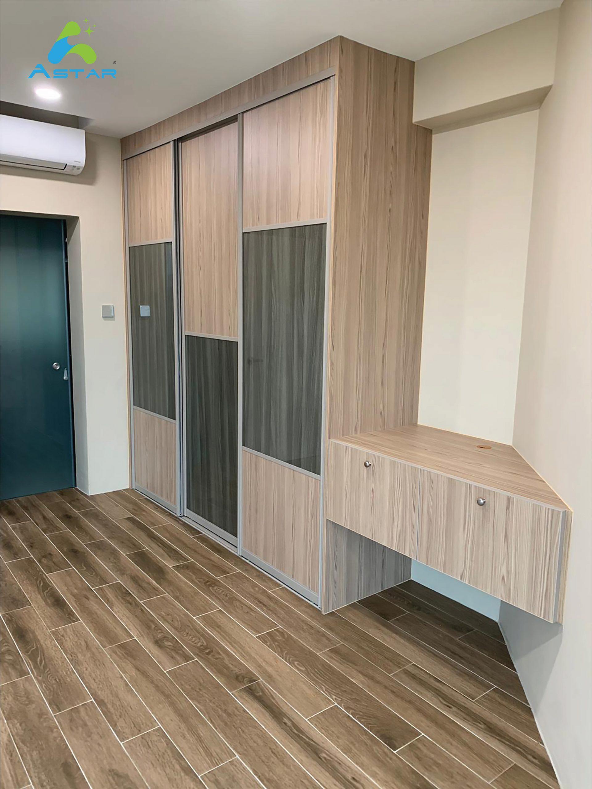 astar furnishing aluminum furniture projects Yew Mei Green Condominium 14