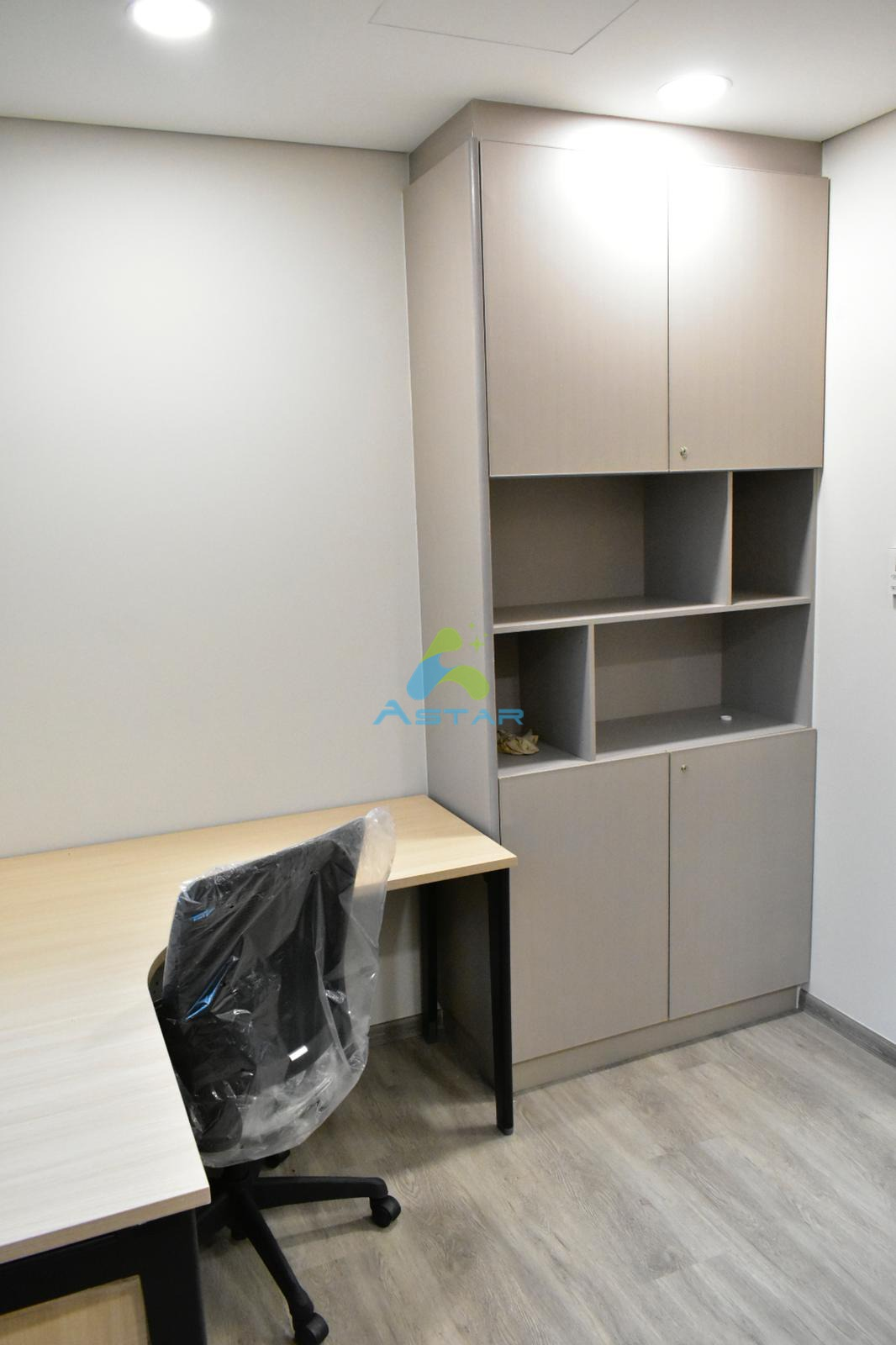 astar furnishing aluminum projects Office at All Saints Church Counselling Center 600 UPPER CHANGI ROAD 29