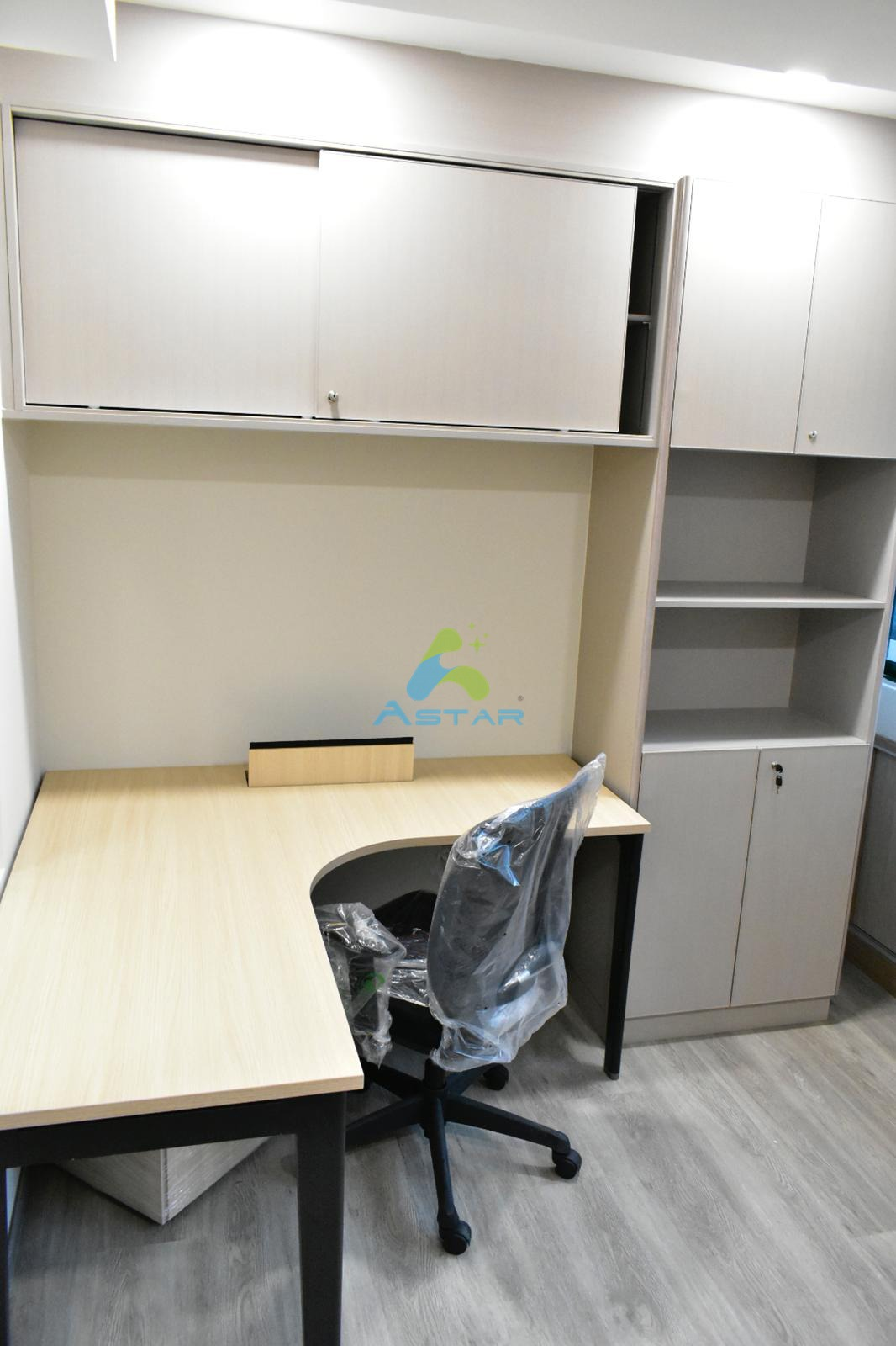 astar furnishing aluminum projects Office at All Saints Church Counselling Center 600 UPPER CHANGI ROAD 30